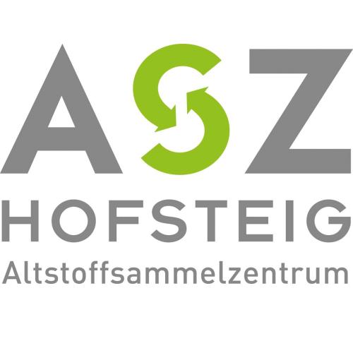 Altstoffsammelzentrum ASZ Hofsteig